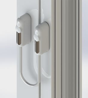 Fenster Safeguard Tamper Resistant Window Safety Restrictor