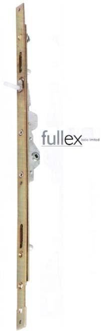 Fullex 2 Point Slider Patio Door Lock Pins On Lock